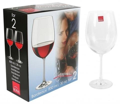 Набор из 2 бокалов для вина «Magnum», 850 мл