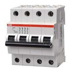 Автоматический выключатель АВВ 4/16А SH204LC16