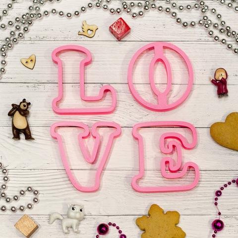 Любовь №5 / love