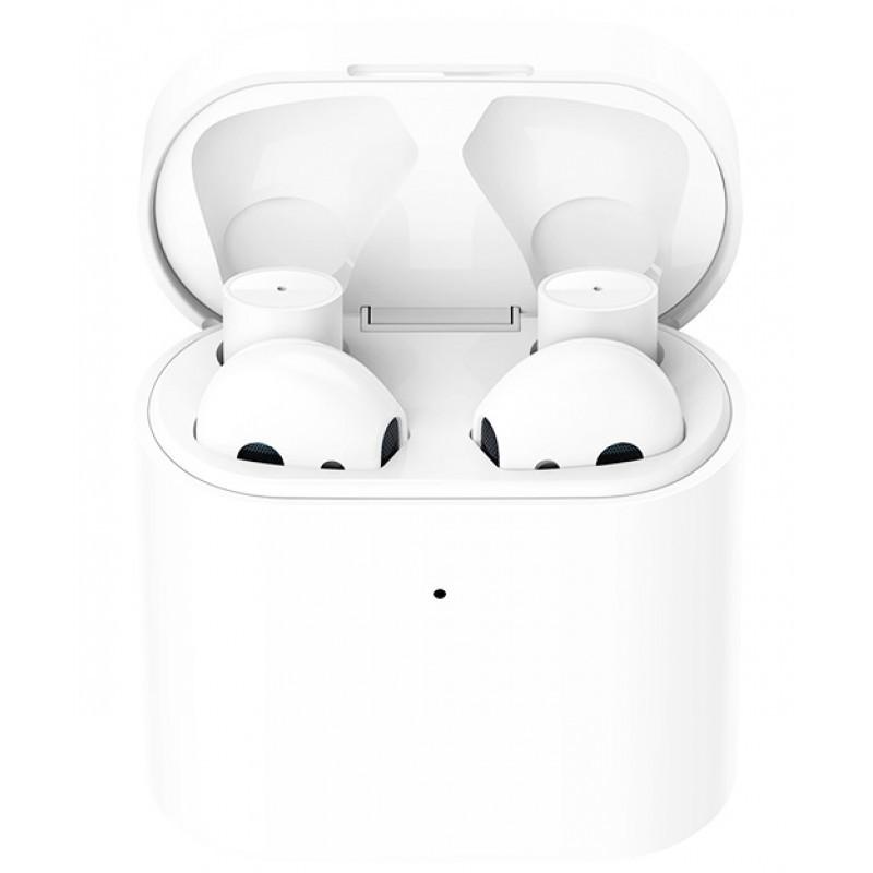 Беспроводные наушники Xiaomi Air2 Mi True Wireless Earphones (белый)