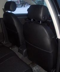 Авточехлы из Экокожи для Audi A4 (2004-2007)