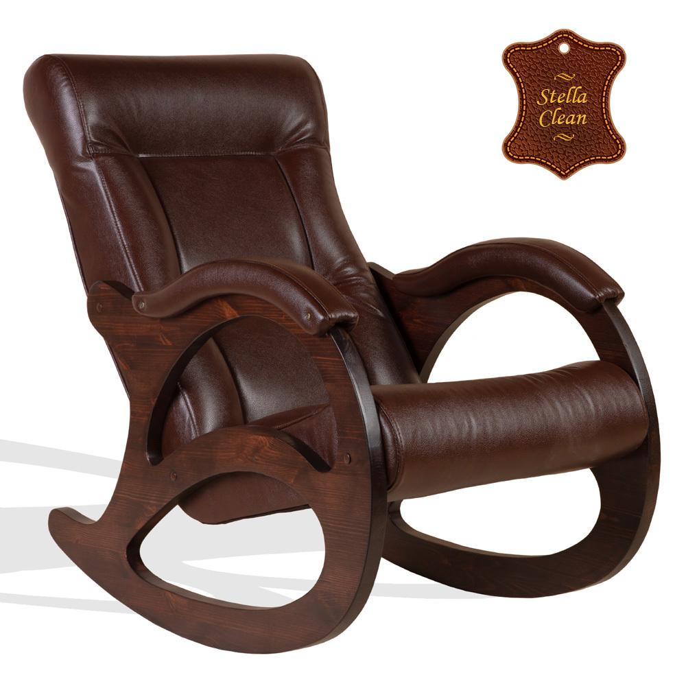 Premium класса Кресло-качалка Соната (Cutis Brown) sonata-brown.jpg