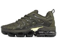 Кроссовки Мужские Nike Air Vapor Max Plus Olive Green