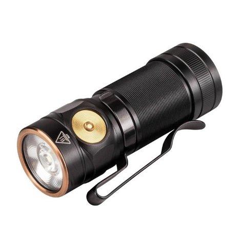 Фонарь светодиодный Fenix E18R Cree XP-L HI LED, 750 лм, 18650 или CR123A