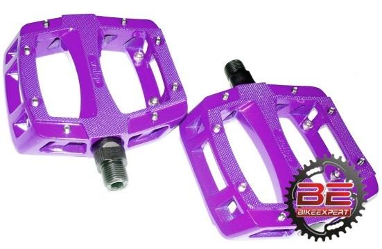 Педали Wellgo LU-A52A фиолетовые