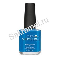Винилюкс недельный лак CND Vinylux # 192 Reflecting Pool 15ml