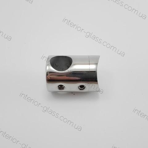 Держатель леера D=12 мм для стойки D=42,4 мм ST-425