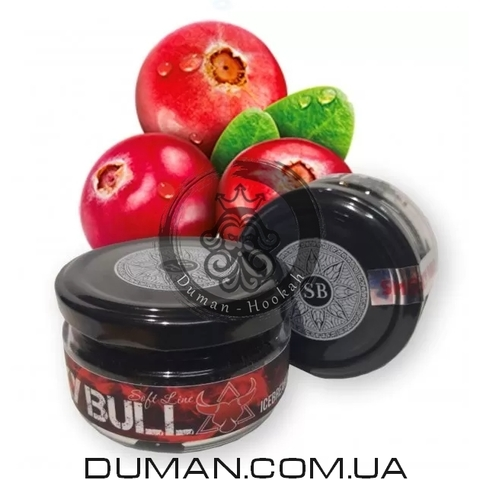 Табак Smoky Bull Cranberry (Смоки Булл Клюква) |Soft