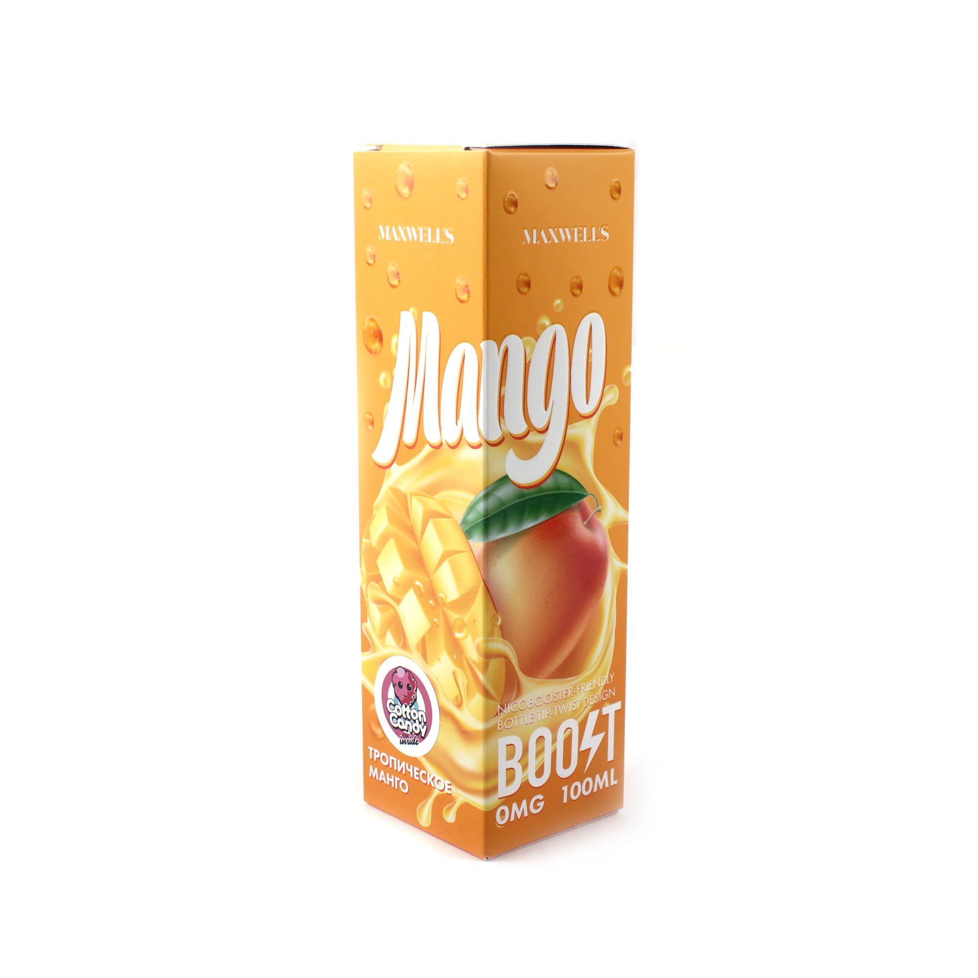Жидкость Maxwells MANGO