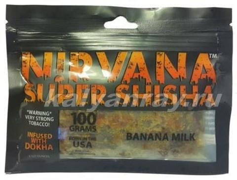 Nirvana Banana Milk