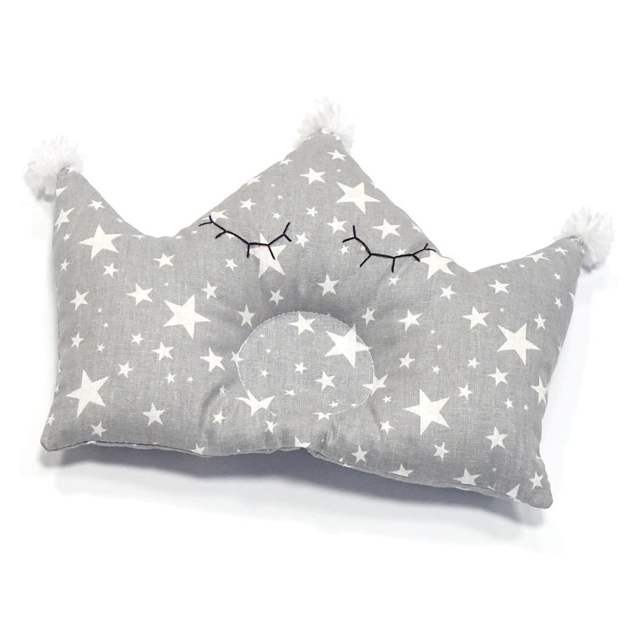 Подушки для новорожденных Подушечка для новорожденного Farla Agoo Корона Cонник agu_korona.png
