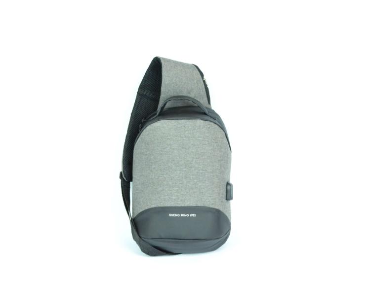 Рюкзак-сумка c USB-разъемом