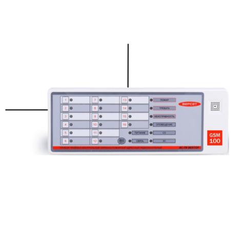 Адресный радиоканальный прибор GSM-охраны «ВС-ПК ВЕКТОР-АР GSM-100»