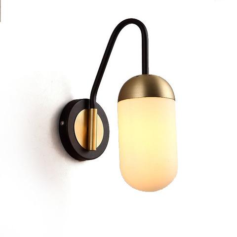 Настенный светильник Lariat by Apparatus (черный)