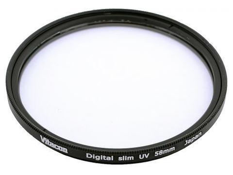 Ультрафиолетовый фильтр Vitacon (Япония) UV Filter 58мм