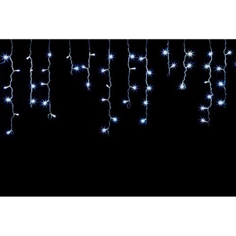 Гирлянда светодиодная «Бахрома», белый свет, CL15 (Feron)