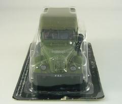 GAZ-69 khaki 1:43 DeAgostini Auto Legends USSR #11