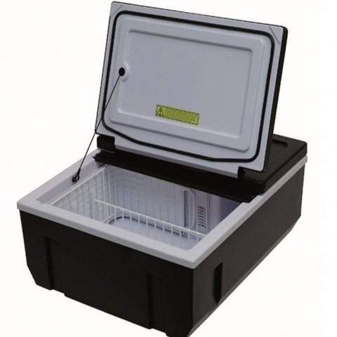 Компрессорный автохолодильник Indel B TB22AM (22 л, 12/24, встраиваемый)
