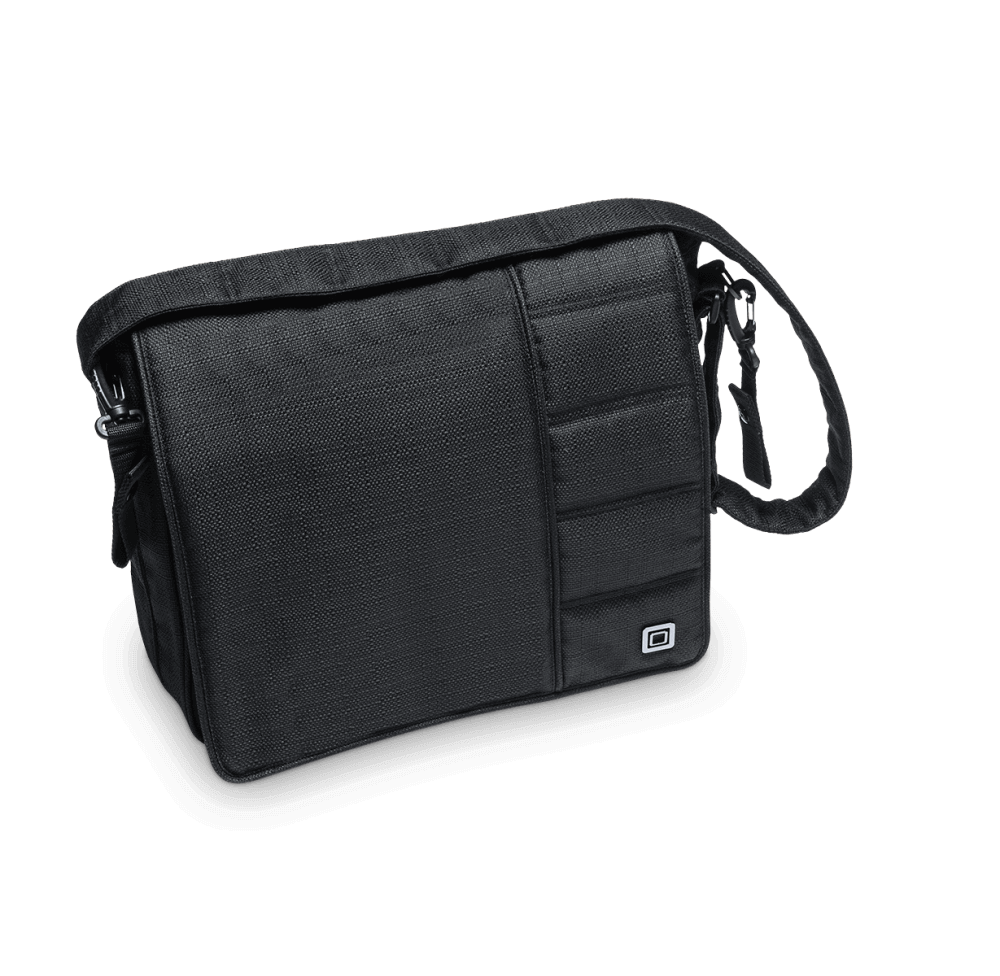 Сумки для коляски Moon Сумка Messenger Bag Black Structure 2019 MESSENGER_BAG_68000042-002_STRUCTURE_BLACK-b6939c4a.png
