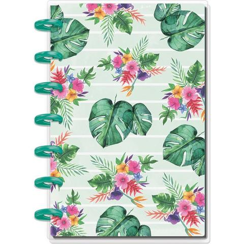 Блокнот Happy Planner X Rongrong Mini Notebook -60листов - Tropical Vibes