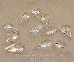 6100 Подвеска Сваровски Капля Crystal (24х12 мм)