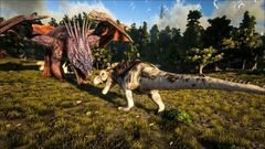 Xbox One ARK: Survival Evolved (русские субтитры)
