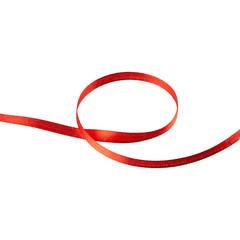 Лента обвязочная для прошивки документов красная 100 м (3 бобины по 33+/-2 м)