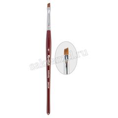 Кисть наклонная Roubloff- GК6-06 (Колонок)
