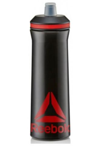 RABT-12005BK Бутылка для тренировок Reebok 750 ml (черн)