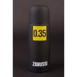 Термос черный 0,35 л Cervinia, артикул ZVF11221DF, производитель - Zanussi, фото 2