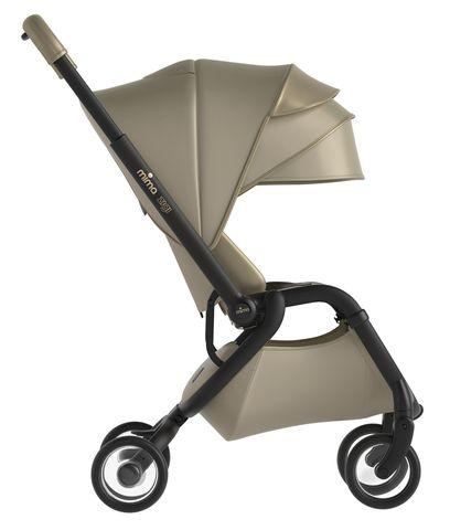 Прогулочная коляска Mima Zigi Champagne