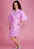 Халат-кимоно со стразами Spaziale Splendy
