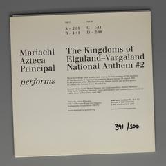 The Kingdoms Of Elgaland-Vargaland National Anthem #2