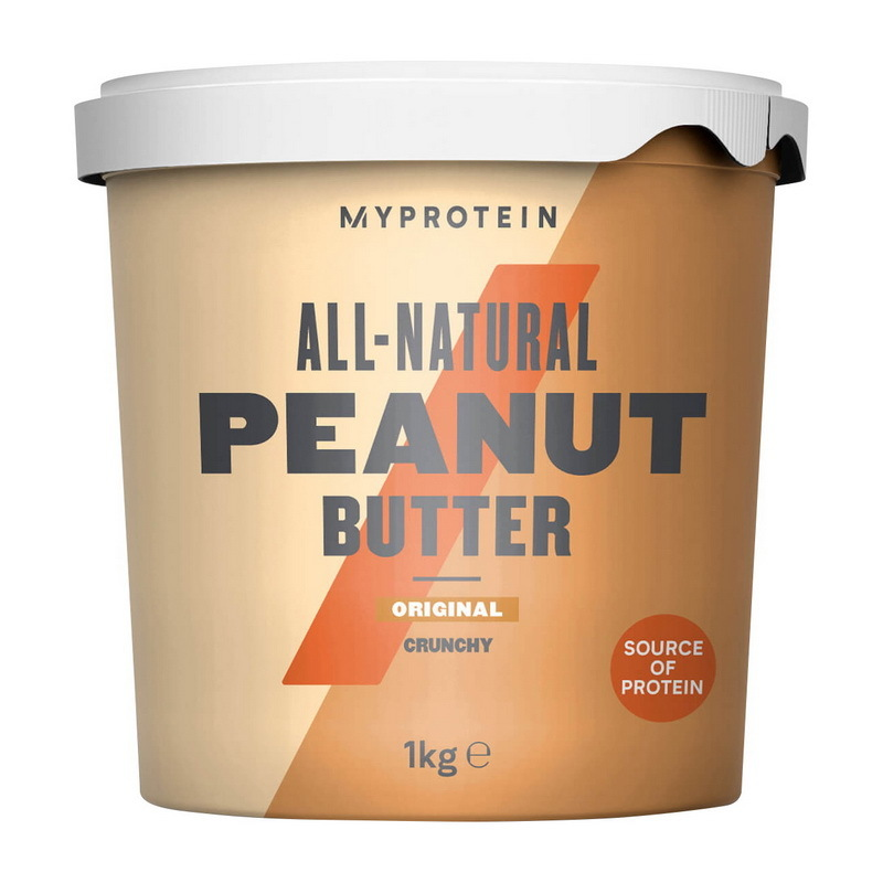 Peanut Butter Natural -Smooth