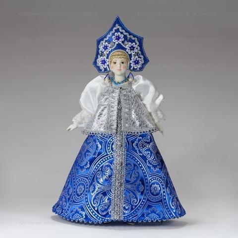 Снегурочка - интерьерная кукла