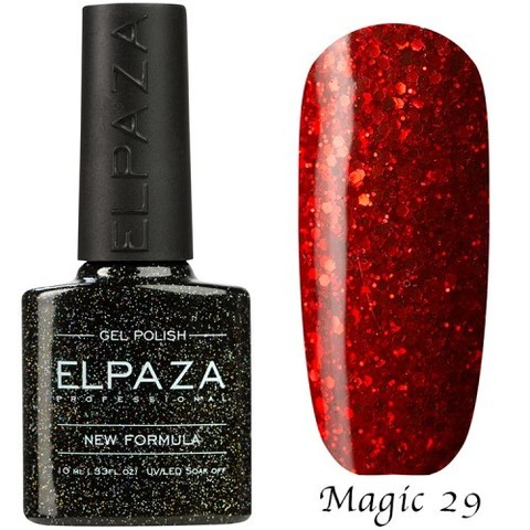 Гель лак Elpaza Magic, ФЕЕРИЯ 29