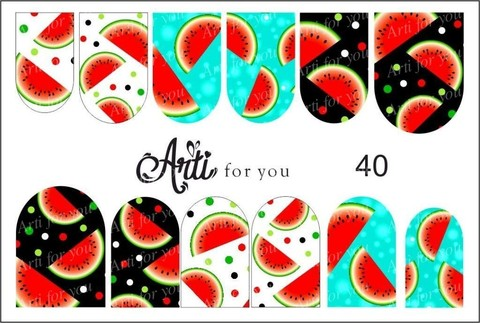 Слайдер Arti for You №40 РА