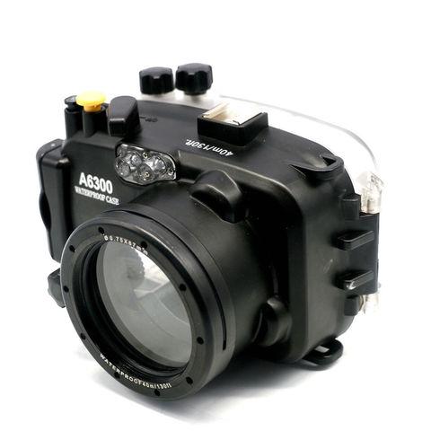 Meikon A6300 16-50 aluminium подводный бокс для Sony Alpha A6300 Kit + 16-50