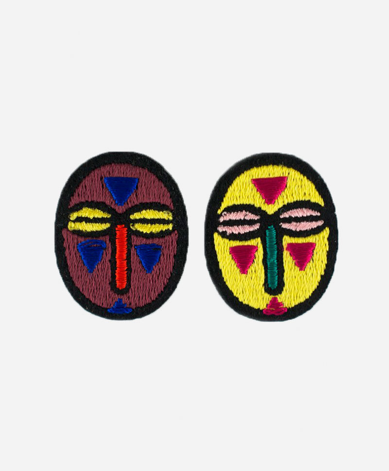 Патч-заплатка Small Masks