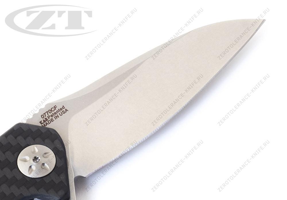 Нож Zero Tolerance 0770CF S35VN - фотография