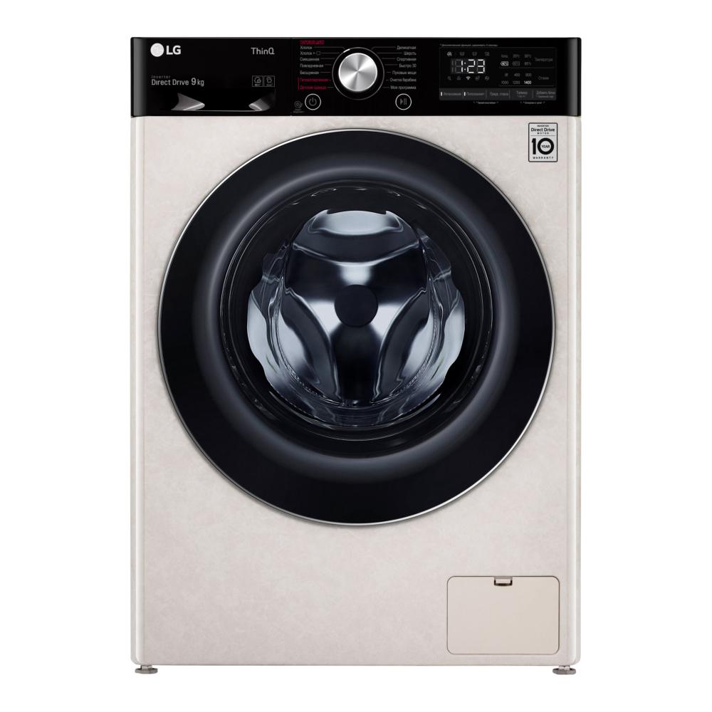 Стиральная машина LG F4V5VS9B стиральная машина lg ai dd f4v5vs9b