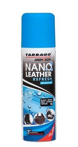 Аэрозоль-краситель для гл. кожи TGS20 Tarrago NANO Leather Refresh (018 Черный)