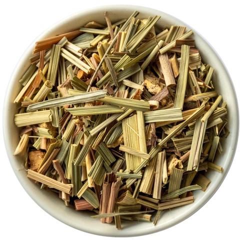 Травяной чай с имбирем и лимонной травой