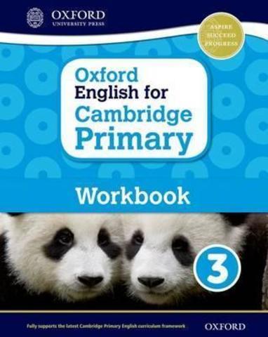 Oxford English for Cambridge Primary, Workbook 3