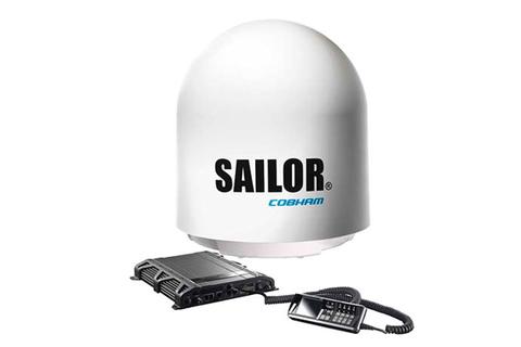 Морской спутниковый терминал Thrane & Thrane Sailor 500 Fleetbroadband
