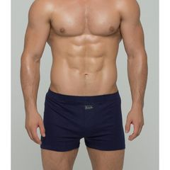 Мужские трусы-шорты темно-синие Salvador Dali SD3304-2