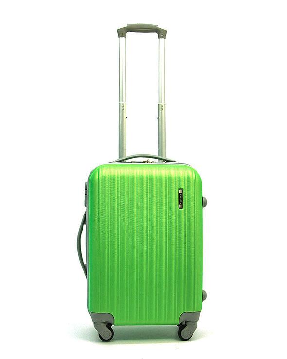 Чемодан Ananda APL-833 Зеленый (L)