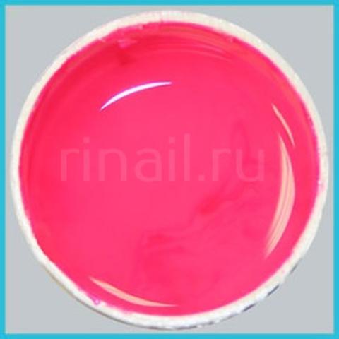 Цветной гель № 10, NEON PINK