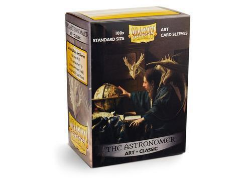 DS Sleeves: The Astronomer (100)