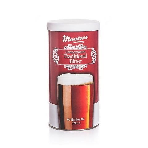 Пивной набор Muntons Professional Traditional bitter, 1,8 кг на 23 л